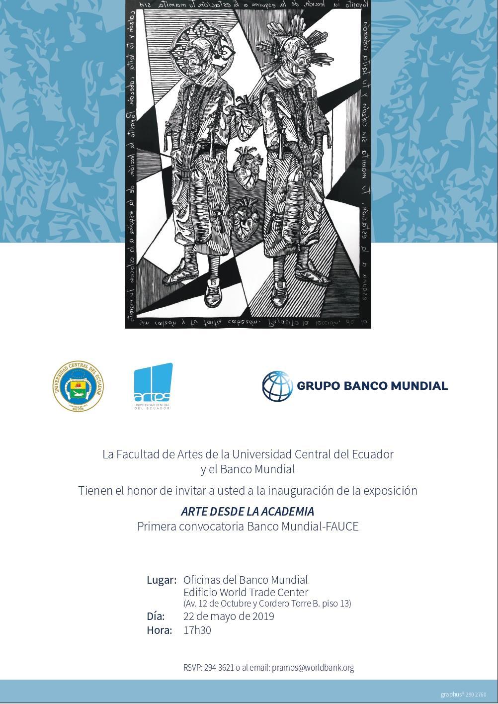 FACULTAD DE ARTES Y EL BANCO MUNDIAL